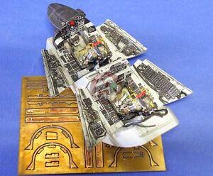 Legend 1/32 McDonnell Douglas F-4E Phantom II Cockpit Set (for Revell) LF3204