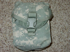 US Military ACU MOLLE IFAK Improved First Aid Kit w/ Supplies