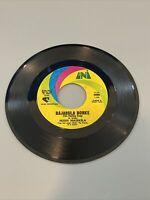 "Hugh Masekela 45 RPM Vinyl Record 7"" Bajabula Bonke (The Healing Song)"