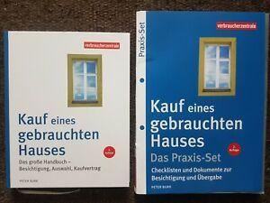 Kauf eines gebrauchten Hauses | Handbuch + Praxis-Set | Verbraucherzentrale
