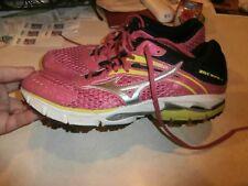 ladies mizuno wave inspire 9 running shoes 9.5 m