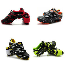 Tiebao MTB Cycling Bike Bicycle Shoes Professional Sports Shoes Lock Shoes