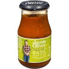 6x Jamie Oliver Pasta Sauce Tomato & Basil 400g