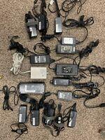 Mixed Lot Of 15 Laptop Power Cords Lenovo IBM Motorola Liteon