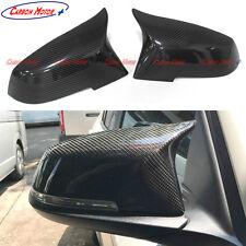 Carbon Fiber Mirror Cover For BMW F20 F22 F23 F30 F31 F32 F33 F36 F87 M2 X1 E84