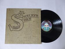 STEELEYE SPAN ~ PLEASE TO SEE THE KING ~ NEAR MINT 1976 UK FOLK ROCK VINYL LP