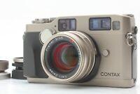 【NEAR MINT+】 Contax G2 35mm Rangefinder Camera + Planar 45mm F/2 Lens From JAPAN