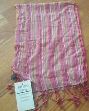 Nwt Rising Tide ScarfHand Crafted Charitable Item