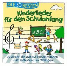 Die 30 Besten Kinderlieder für den Schulanfang von Simone Sommerland & Die Kita-Frösche Karsten Glück (2014)