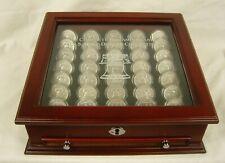 More details for 1948-63 us benjamin franklin silver half dollar liberty bell 35 coins set