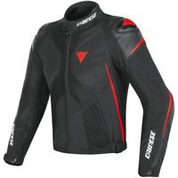 Dainese Men`s Super Rider D-Dry Waterproof Textile Motorcycle Jacket