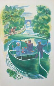 John Nash RA (1893-1977) Lithograph 1st edition 1939 [lk Paul ]'..