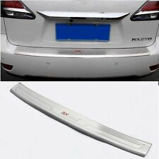 Stainless steel Rear Bumper Protector Cover Trim For Lexus RX270 RX350 RX450h