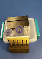 """FID kit for splicing small (1/16""""-1/5"""" or 1.7mm-5mm)  line/rope/cord"""