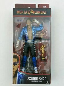 McFarlane Toys Mortal Kombat 11 - 7-Inch Action Figure - Johnny Cage - New / MIP