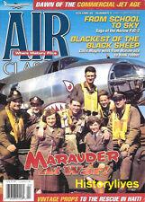 Air Classics V46 N4 Max Harlow PJC-2 Black Sheep Martin B-26 Maruader Bomber