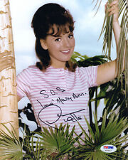DAWN WELLS SIGNED AUTOGRAPHED 8x10 PHOTO MARY ANN GILLIGAN'S ISLAND PSA/DNA