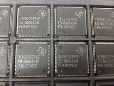 X1 ** nuevo ** TEXAS TI380C27PGE, procesador de comunicaciones de red 144-Pin LQFP