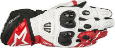 Alpinestars GP Pro R2 Leather Street Motorcycle Race Street Gloves Mens Large