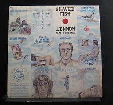 Lennon / Plastic Ono Band - Shaved Fish LP Mint- SW-3421 Reissue Vinyl Record