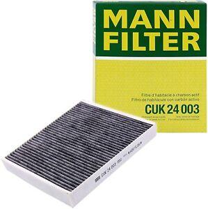 Mann-filter Cabin Air Filter CUK24003 fits HOLDEN ASTRA BK 1.4 1.6