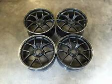 "19"" C63 AMG 507 Style Wheels Gun Metal Machined Mercedes C E Class W212 W204"
