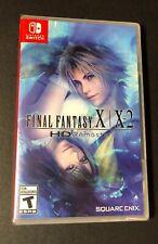 Final Fantasy X/X-2 Hd Remaster (Nintendo Switch) New