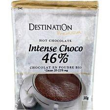 lot 3 Chocolat en poudre Bio 300 g destination premium