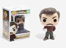 Funko Pop TV: Parks and Recreation - Ron Swanson Vinyl Figure Item No. 13036
