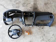 Nissan Almera II N16 Armaturenbrett Cookpit Airbagsteuergerät + SRS Modul L+R