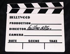 Guillermo Del Toro SIGNED DIRECTOR CLAPBOARD + EXACT PROOF PHOTO shape of water