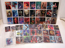 Top Cow ShowCase Painted Cow Box comic Images 1997 Box of Cards