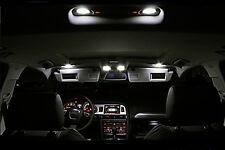 Kit ampoules à LED smd pour la lumière éclairage intérieur Blanc AUDI A3  8P