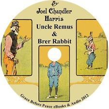 Uncle Remus & Brer Rabbit Kids Audiobook by Joel Chandler Harris on 1 Audio CD