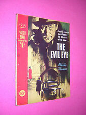 SEXTON BLAKE LIBRARY No 415. 1950s. THE EVIL EYE. MARTIN THOMAS