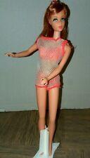 ~ Barbie Rare 1967's TNT Twist 'n Turn Titian Red Hair Doll ~