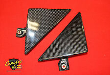 Ferrari 458 Italia, 458 Speciale Carbon Fiber Outer Door Triangle Trim IN STOCK