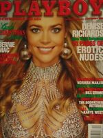 Playboy December 2004 | Denise Richards Tiffany Fallon       #DN4704+