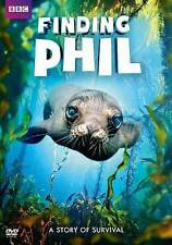 Finding Phil (DVD, 2016) BBC a Story of Survival