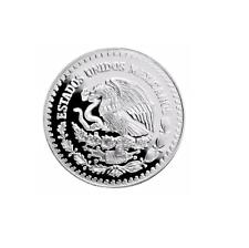 Proof Libertad 2019 1/2 OZ Silver Mexico in original capsule