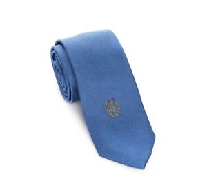 NWT New Ralph Lauren Polo Boys Blue School Church Easter Holiday Tie $25
