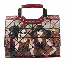 Womes Purse Nicole Lee Sisters Go to London Mini Briefcase Bag