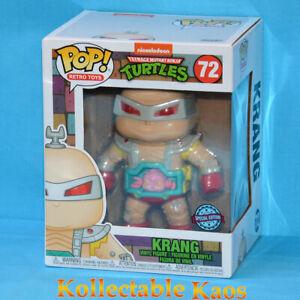 "Teenage Mutant Ninja Turtles - Krang with Android Body 15cm(6"") Pop! (RS) #72"