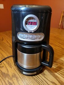 KitchenAid Java Studio Javastudio KCM5250B Onyx Black Coffee Maker