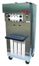 SaniServ Twin Soft Serve Ice Cream Machine--a perfect summer addition!