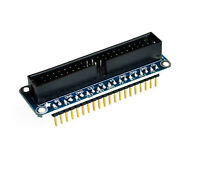 1pcs Blue Raspberry PI GPIO Adapter Plate 40-pin for Breadbroad Expansion board