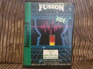 Fusion The Awakening 1994 Rave Tapes