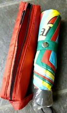 Banking/Finance : Multi-colour UMBRELLA with Legal & General logo - New