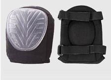 Professional Heavy Duty Gel Ginocchio Pad Pads Ginocchiere doppio cinturino COPPA GRANDE taglia unica