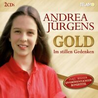 ANDREA JÜRGENS - GOLD  2 CD NEU